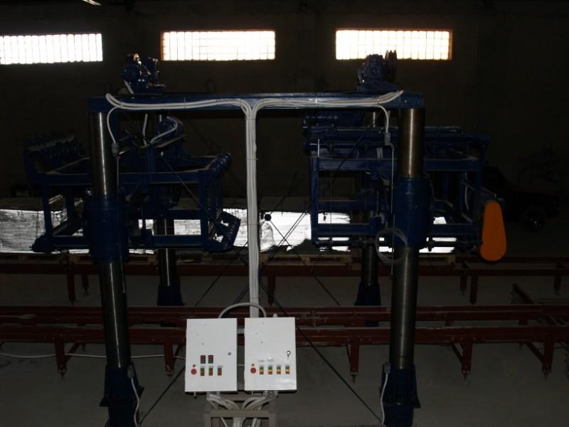 Передвижная резательная установка