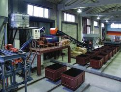 Мини-завод по выпуску блочного пенобетона